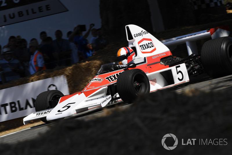 Gil de Ferran, McLaren M23