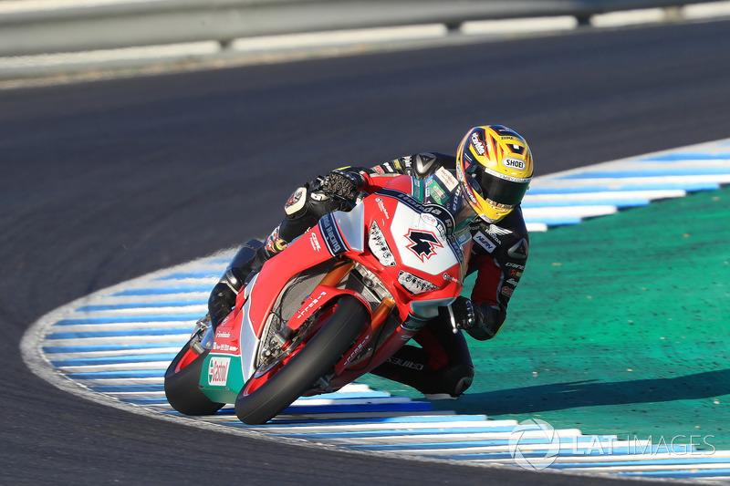 Dan Linfoot, Honda Racing
