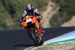 Bradley Smith, Red Bull KTM Factory Racing, on the grass