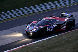 #202 Isert Motorsport KTM X-Bow GT4: Ferdinand Stuck, Johannes Stuck, Volker Strycek, Max Friedhoff