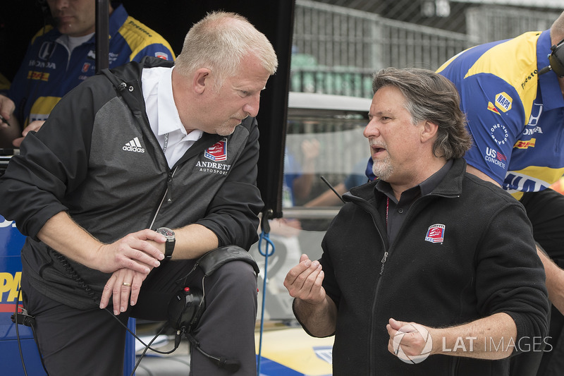 Rob Edwards and Michael Andretti are itching to find those last two tenths that could turn one of their drivers into 2020 IndyCar champion.