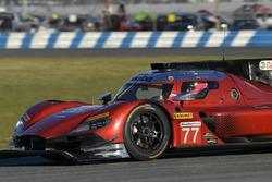 #77 Mazda Team Joest Mazda DPi: Oliver Jarvis, Tristan Nunez, René Rast