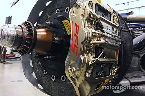 Test IndyCar 2018