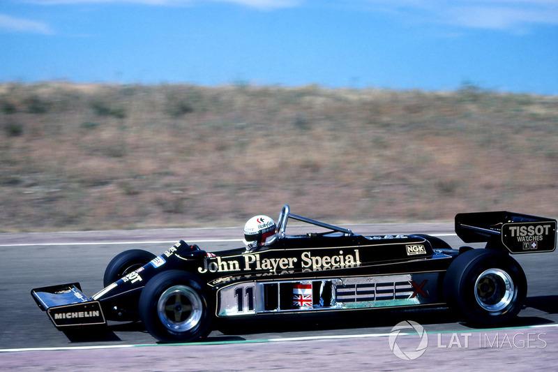 Elio de Angelis, Lotus 87