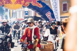 Participants au Red Bull Alpenbrevet