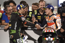 Johann Zarco, Monster Yamaha Tech 3, Marc Marquez, Repsol Honda Team