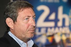 Gérard Neveu, WEC CEO
