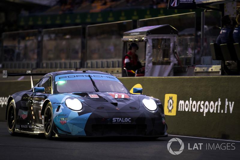 48: #77 Proton Competition Porsche 911 RSR: Christian Ried, Julien Andlauer, Matt Campbell, 3'51.930