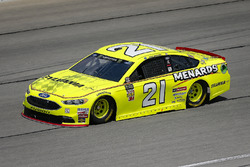 Paul Menard, Wood Brothers Racing, Ford Fusion Menards / Sylvania