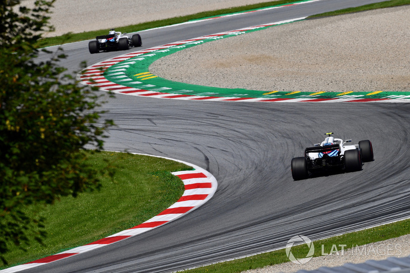 P13: Sergey Sirotkin, Williams FW41