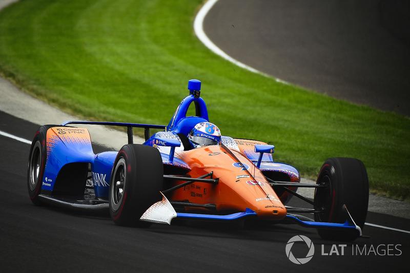 9°: Scott Dixon, Chip Ganassi Racing Honda