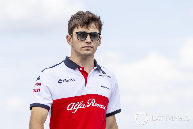 Bestätigt für 2019: Charles Leclerc (Monaco)