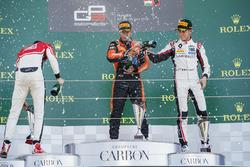 Callum Ilott, ART Grand Prix, Dorian Boccolacci, MP Motorsport, Anthoine Hubert, ART Grand Prix