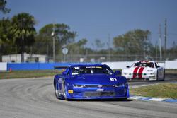 #81 TA Chevrolet Camaro, Kenny Bupp of Bupp Motorsports
