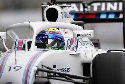 Феліпе Масса, Williams FW38 Mercedes, Halo