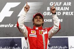 Race winner Felipe Massa, Ferrari