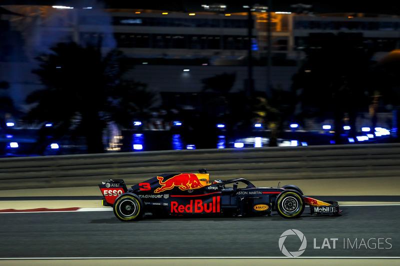 4. Даніель Ріккардо, Red Bull Racing RB14