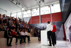 Press Conference: Dr. Wolfgang Ullrich, Audi's Head of Sport and Allan McNish