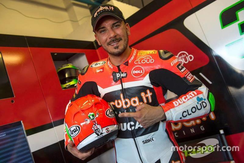 Davide Giugliano, Aruba.it Racing - Ducati SBK