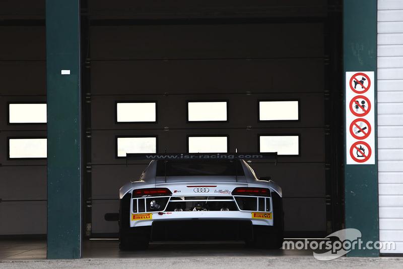 #74 ISR Audi R8 LMS GT3: Franck Perera, Marlon Stockinger