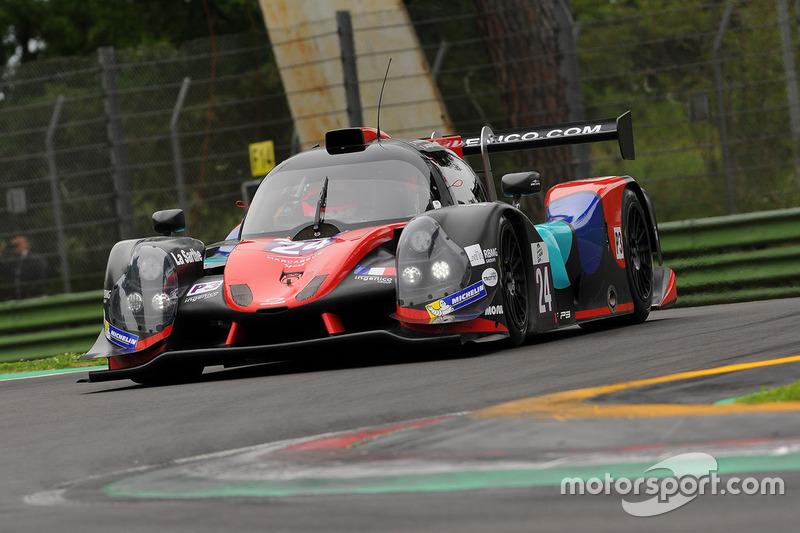 #24 Oak Racing, Ligier JSP3 - Nissan: Jacques Nicolet, Pierre Nicolet