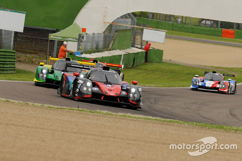 #4 Oak Racing, Ligier JSP3 - Nissan: Jean-Marc Merlin, Erik Maris