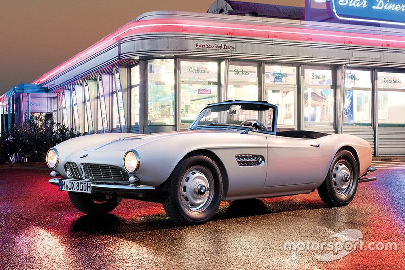 10. BMW 507 Елвіса Преслі