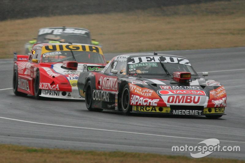Facundo Ardusso, JP Racing Dodge, Juan Manuel Silva, Catalan Magni Motorsport Ford, Mauro Giallombardo, Stopcar Maquin Parts Racing Ford