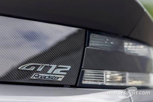 阿斯顿-马丁发布Vantage GT3敞篷版