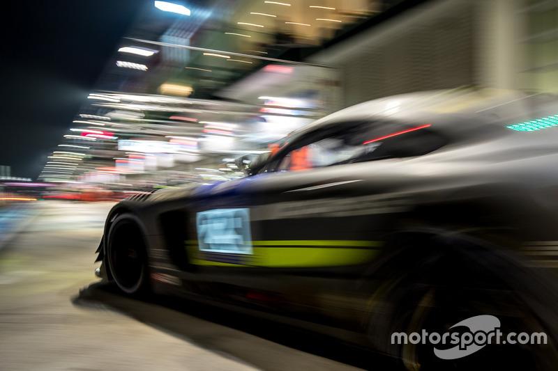 #29 AMG-Team HTP Motorsport, Mercedes-AMG GT3