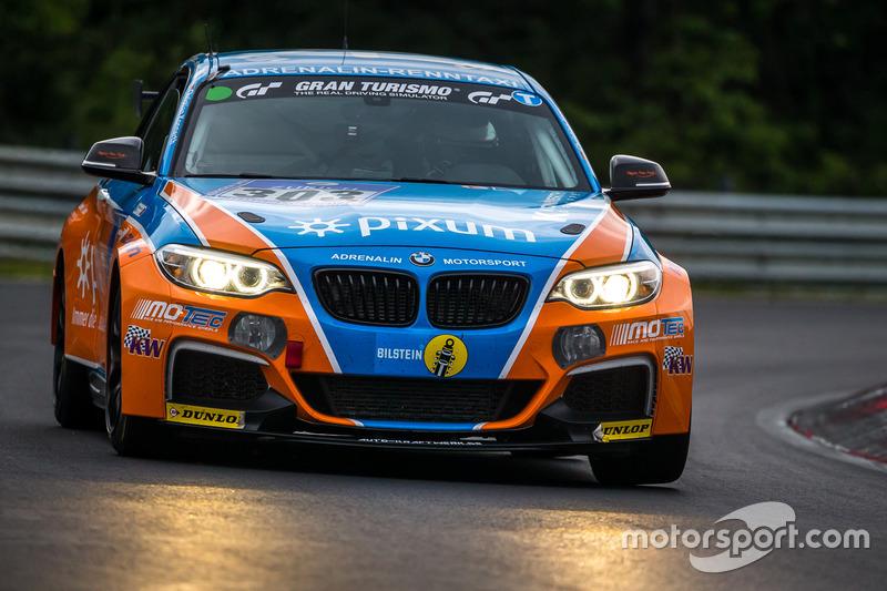 #303 Pixum Team Adrenalin Motorsport, BMW M235i Racing Cup: Norbert Fischer, Christian Konnerth, Daniel Zils, Uwe Ebertz