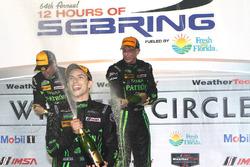 Ganador Pipo Derani, ESM Racing