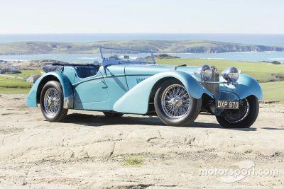 Veiling Bugatti 57SC