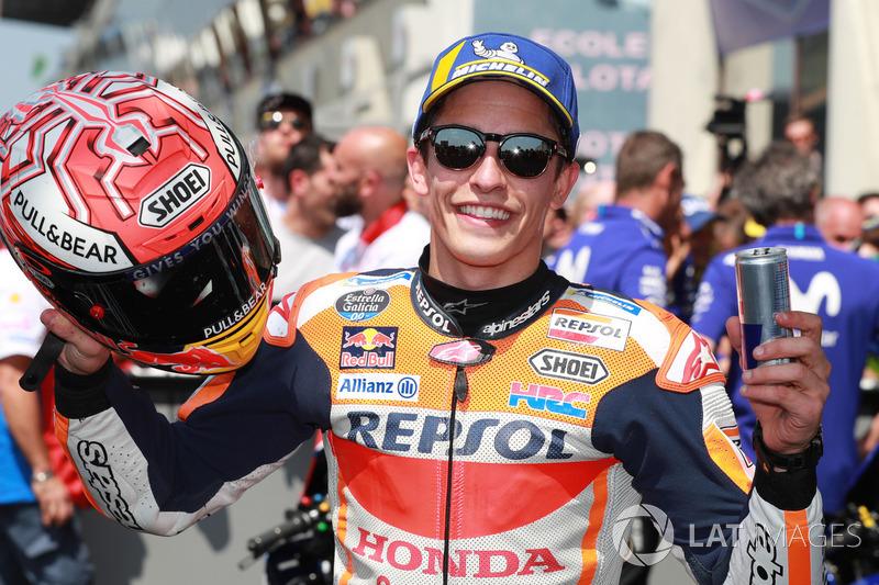 El ganador: Marc Marquez, Repsol Honda Team