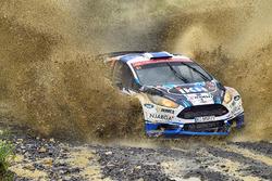Калле Рованперя, Йонне Халтунен, Ford Fiesta R5