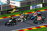 La temporada 2017/2018 de Fórmula E, por 'MinEDrivers'