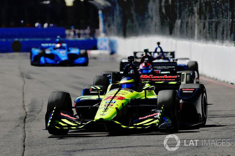 IndyCar: 0,126 seconde