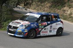 Roberto Pelle, Davide Bianchi, Suzuki Swift R1