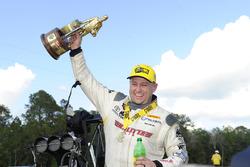 Top Fuel winner Richie Crampton