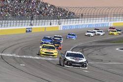 Kevin Harvick, Stewart-Haas Racing, Ford Fusion Jimmy John's, Joey Logano, Team Penske, Ford Fusion Pennzoil