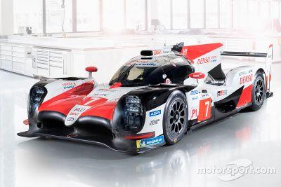 Toyota Racing, 2018-as festés