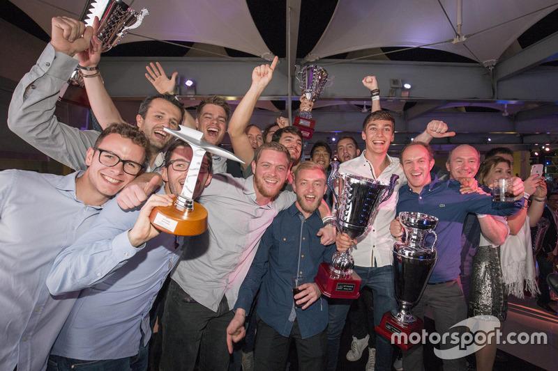Premios de la FIA F2 y la GP3 Series