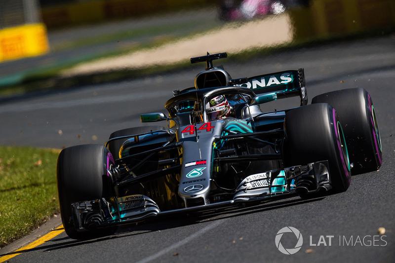 GP d'Australie - Pole position