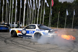 Mazda RX7 Mike Whiddett