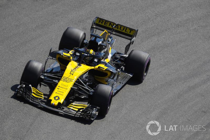 RENAULT - Nico Hulkenberg e Daniel Ricciardo