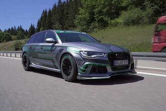 ABT Audi RS 6-E 2018