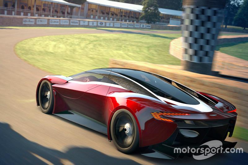 Aston Martin DP-100 Vision Gran Turismo (julio 2014)