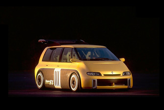 Renault Space Concept F1
