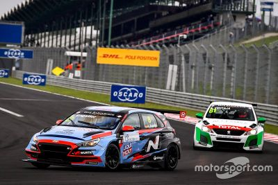 TCR Europe: Hungaroring