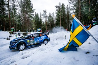 Елфін Еванс, Скотт Мартінс, M-Sport Ford WRT Ford Fiesta WRC